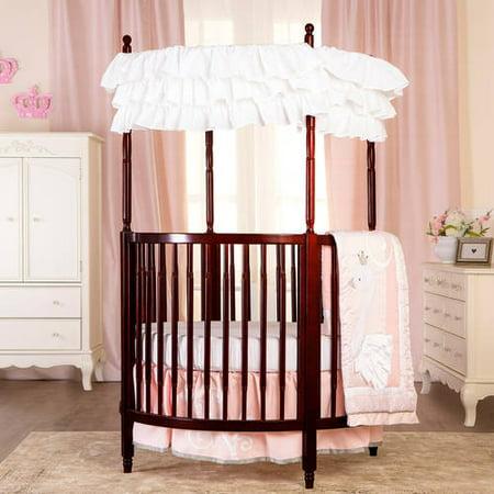 Dream On Me Sophia Posh Circular Crib Choose Your Finish