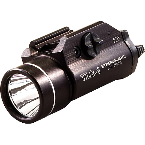 Streamlight TLR-1 Weapon Mount Tactical FlashLight