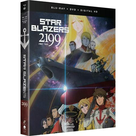 Star Blazer 2199: Part Two Blu-ray + DVD + Digital](Movie Star Dress Up 2)