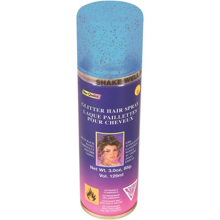 Temporary HairSpray Hair Spray Glitter Halloween Makeup Make Up Spray 3 oz for $<!---->