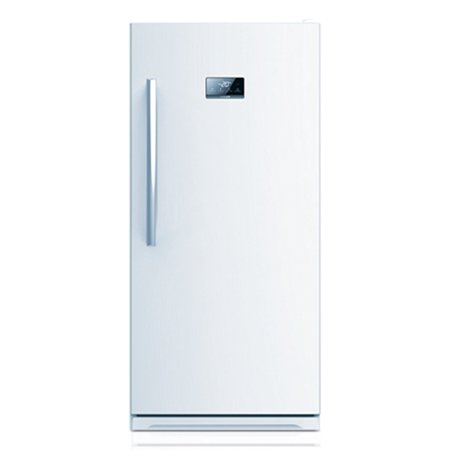 Frost Fridge Freezer - 13.8 cu.ft. freestanding frost free upright freezer, White.