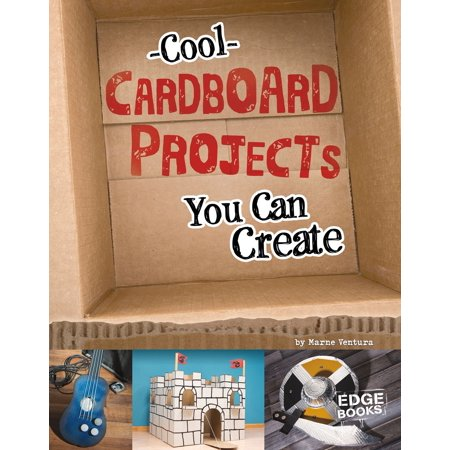 Cool Cardboard Projects You Can Create - eBook for $<!---->