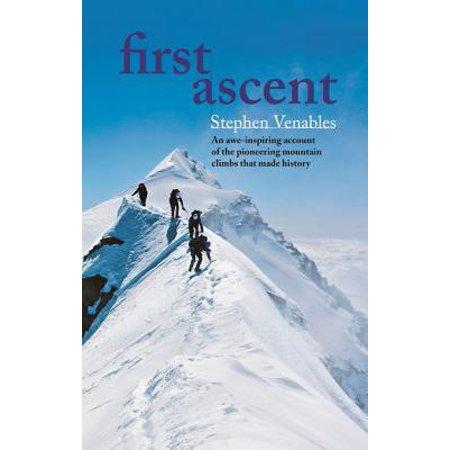First Ascent Shirt (First Ascent - eBook)