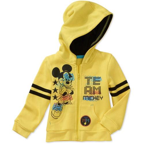 Disney Baby Boys' Mickey Graphic Zip Up