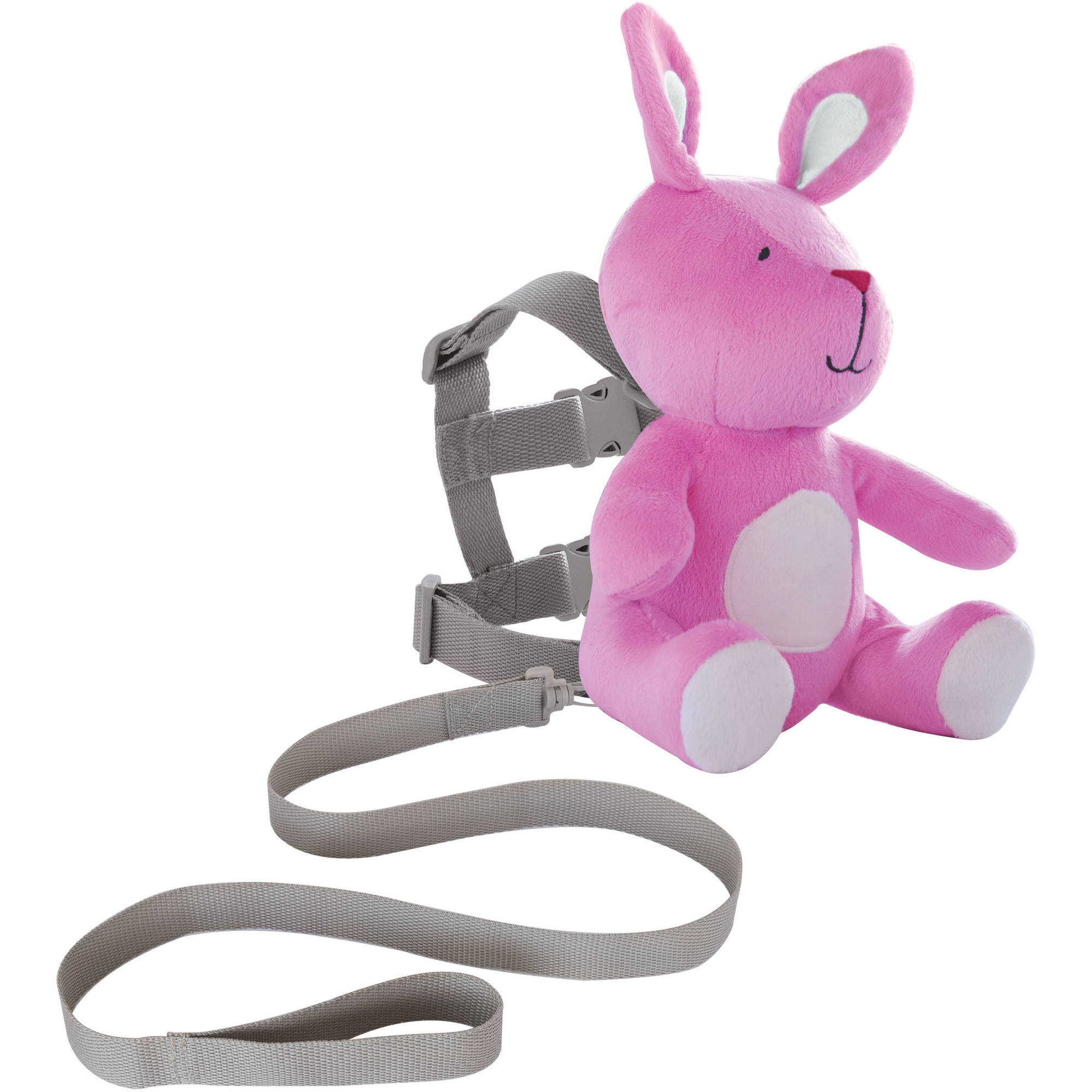On the Goldbug 2-in-1 Safety Security Harness Buddy, Bunny by Goldbug