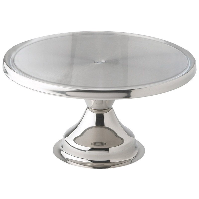 Winco - CKS-13 - 13 in x 6 3/4 in Cake Stand  sc 1 st  Walmart & Glass Cake Stands