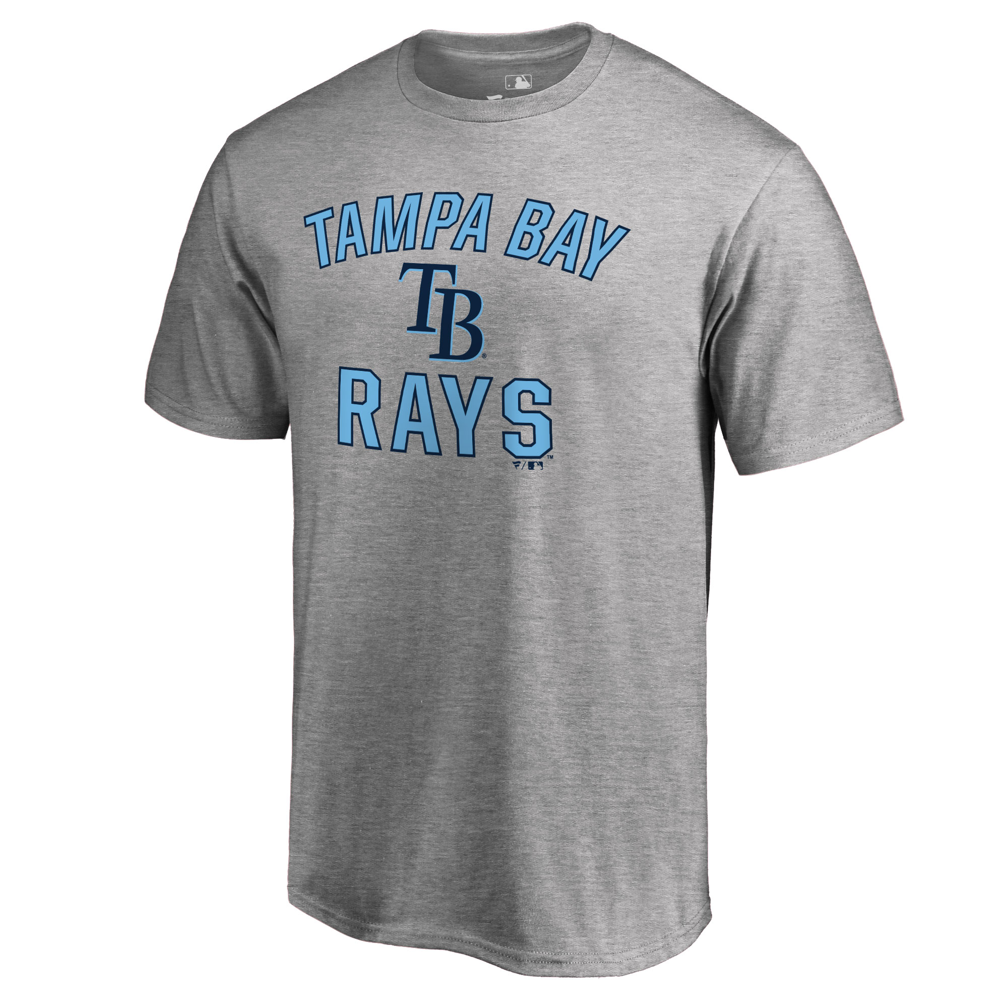 Tampa Bay Rays Victory Arch T-Shirt - Ash