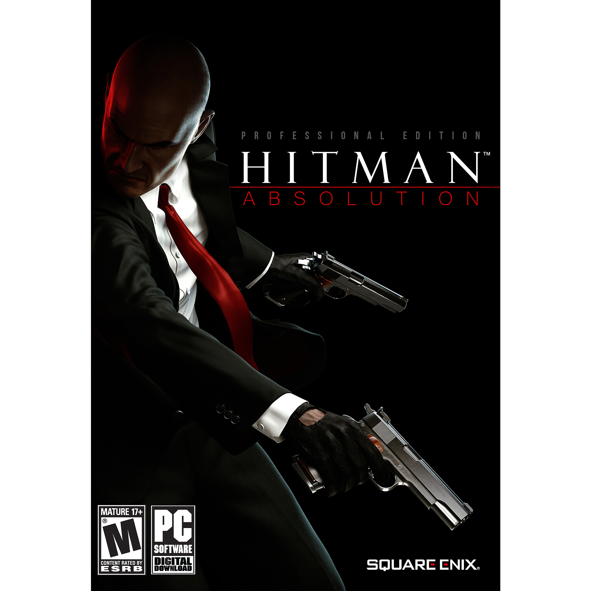Hitman Absolution Pro Edition ESD Game (PC) (Digital Code)
