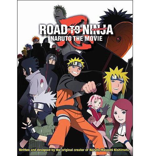 Road To Ninja: Naruto The Movie (Widescreen)