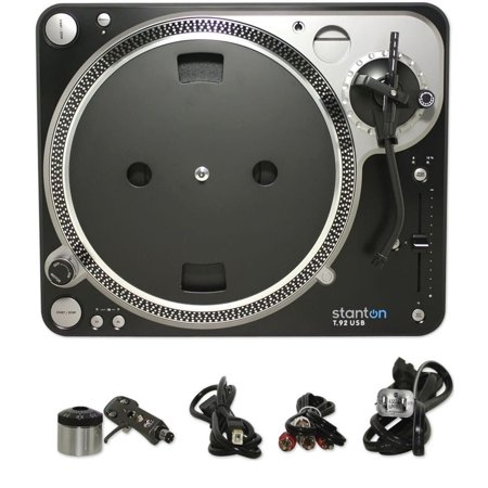 Stanton T.92 USB Direct Drive Turntable T.92USB T92