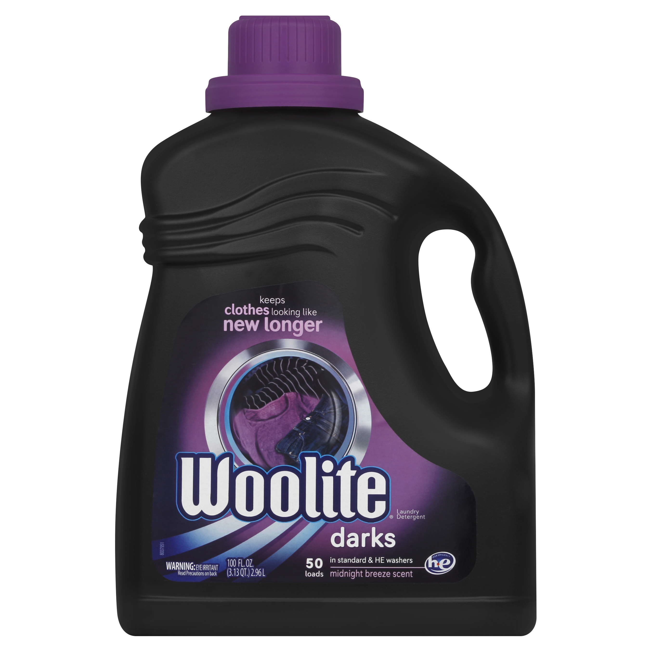 Woolite Dark Care Laundry Detergent, 100 Ounce