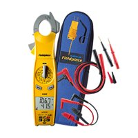 Fieldpiece SC620 Loaded Clamp Meter with Dual display, Swivel Head, Temperature, Magnetic Strap