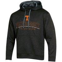 Men's Russell Athletic Black Tennessee Volunteers Synthetic Pullover Hoodie