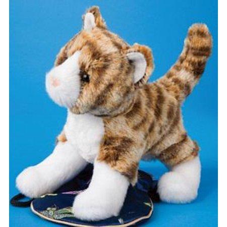 Plush 8 Sadie - Tiger Cat