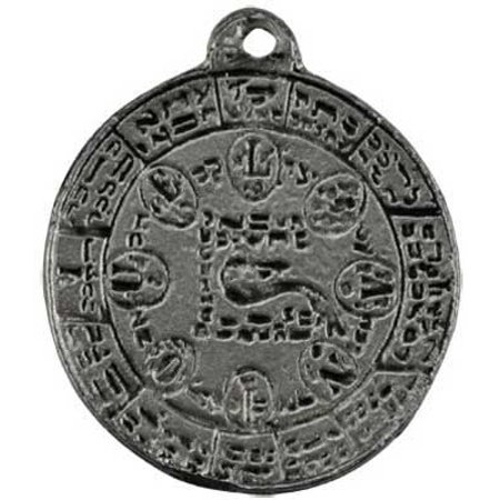 Seal of Antiquelis Pendant Amulet