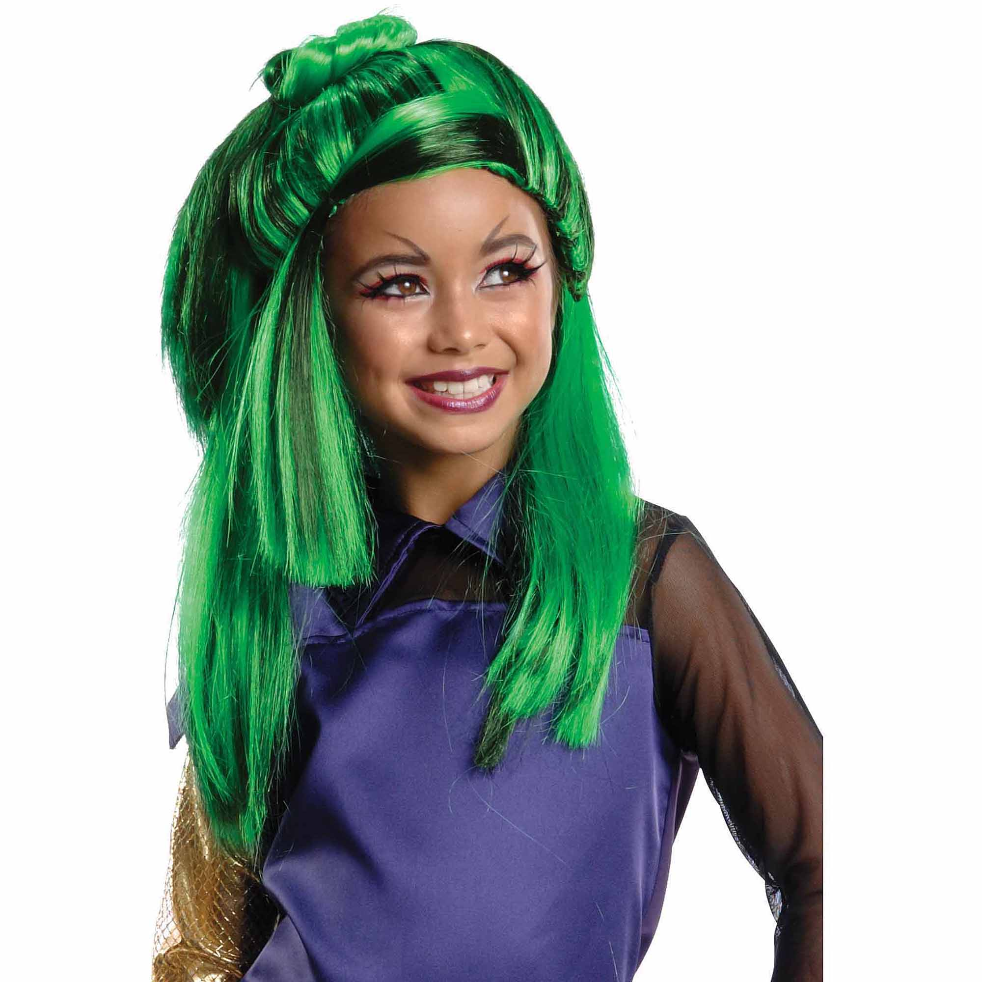 Monster High Jinafire Wig Child Halloween Accessory