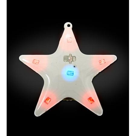 Lumistick LED Blinky Twinkle Star Magnet Pin