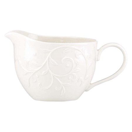 Lenox Opal Innocence Carved Sauce
