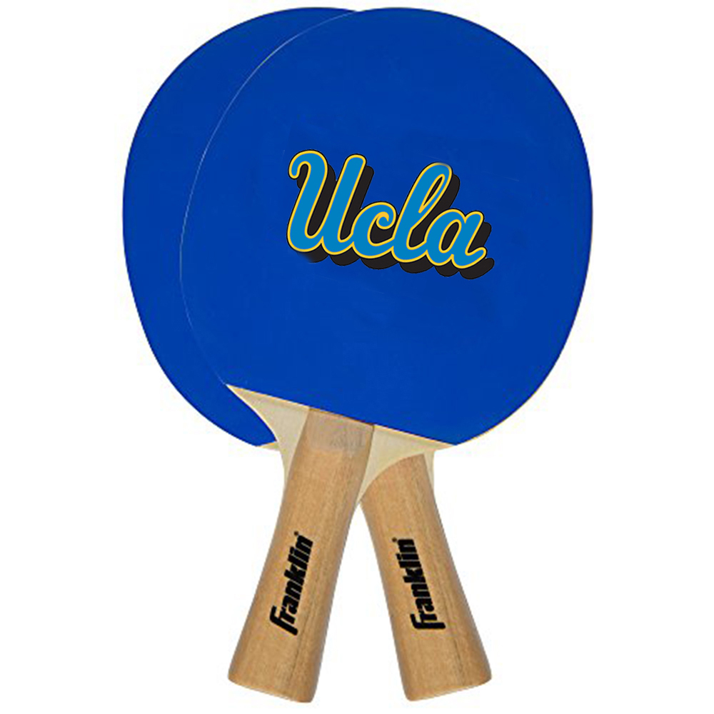 Franklin Sports FRA-15621F-41 Ucla Bruins Ncaa Tennis Paddle (2 Paddles)