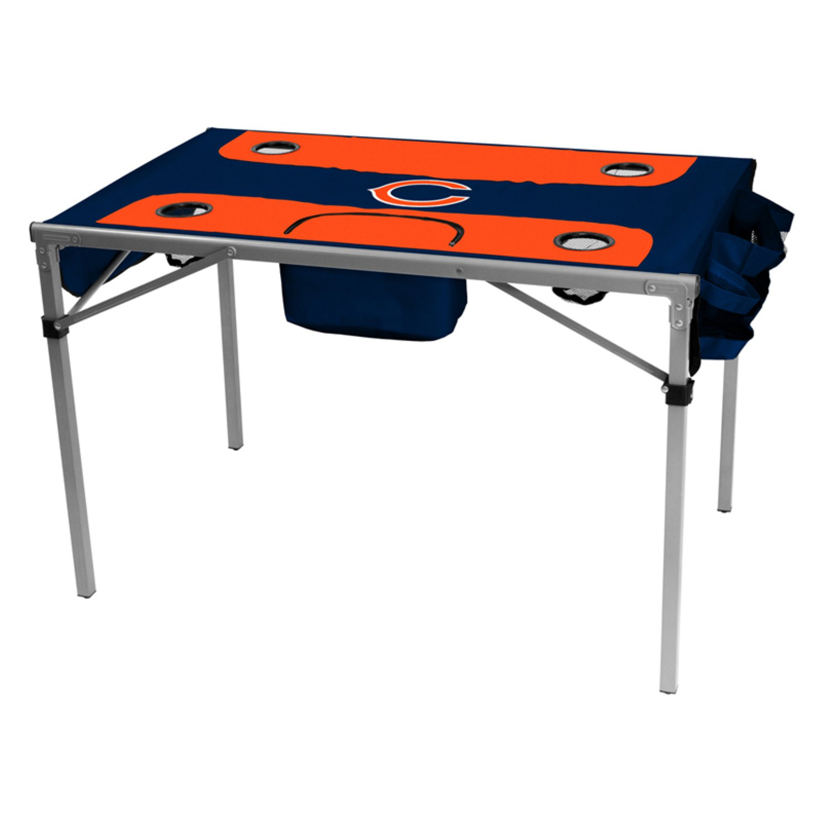 Logo Brands NFL Total Tailgate Table