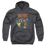 ACDC Highway To Hell Big Boys Pullover Hoodie