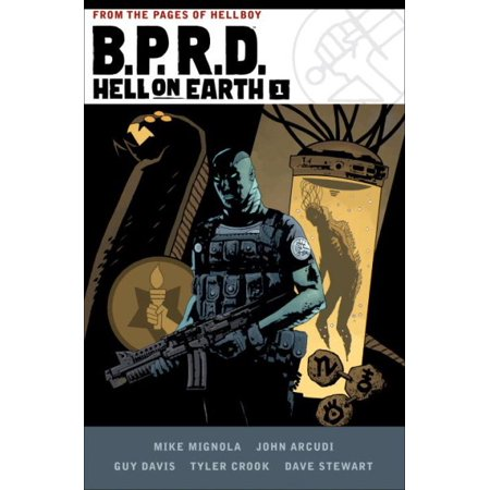 B.P.R.D. Hell on Earth 1