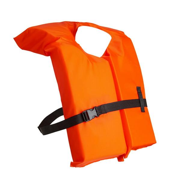 Child Type II Life Jacket 30-50 LBS Orange