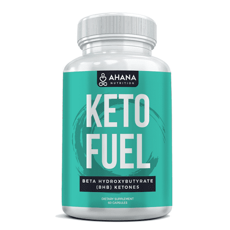 Keto Fuel Ketone Performance Complex Formulated For Ketosis Energy Focus And Fat Burn