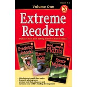 Extreme Readers, Grades 1 - 2 : Volume 1, Level 3