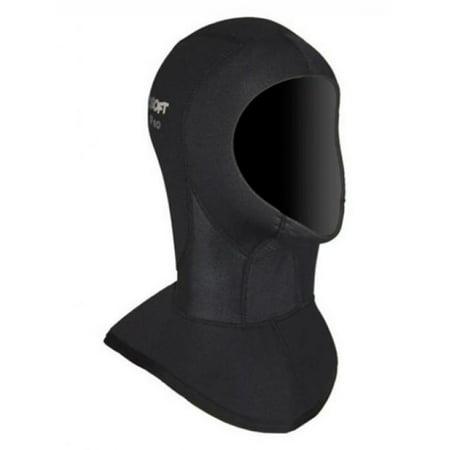 Seasoft 3mm Wetsuit Scuba Diving Hood (Womens Diving Hood)