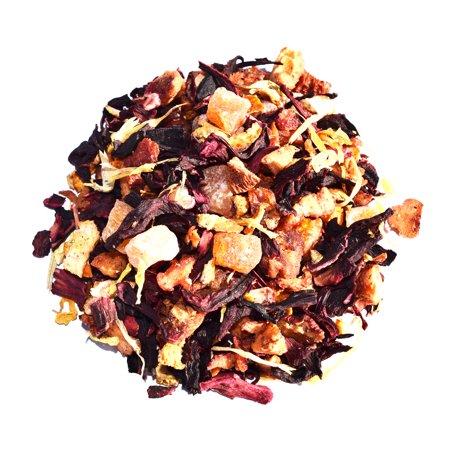 Peach Tea - Fruit Tea - 100% Natural - Chinese Tea - Decaffeinated - Loose Leaf Tea - 2oz