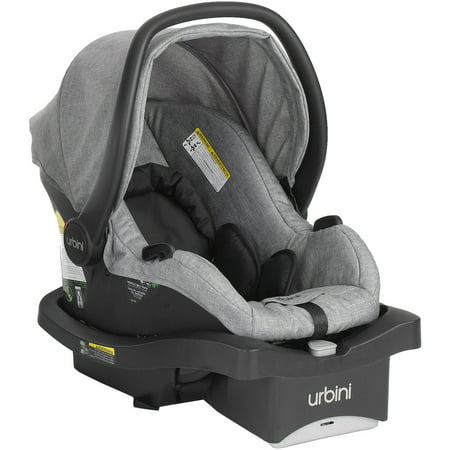 Urbini Sonti Infant Car Seat Special Edition Heather Grey