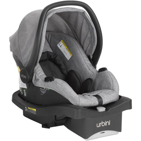 Urbini Sonti Infant Car Seat (Special Edition), Heather Grey ...