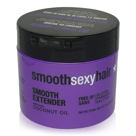 Sexy Hair Smooth Extender Nourishing Smoothing Masque 6.8