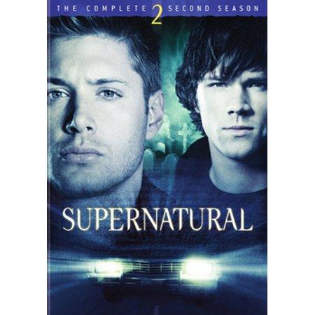Supernatural: The Complete Second Season (DVD) (Supernatural Season 2)