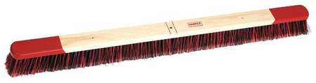 Harper Red Synthetic Push Broom Head, 234242 by Harper