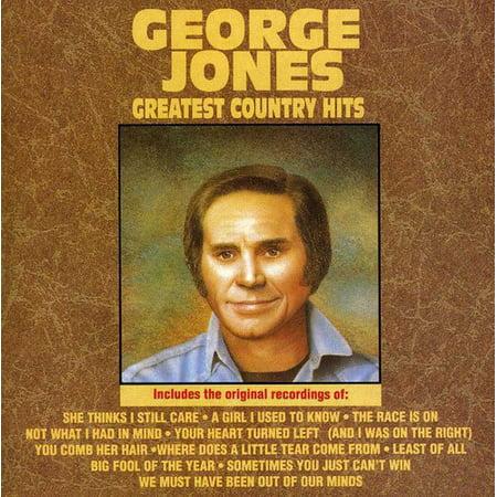 Greatest Country Hits (CD) (Greatest Country Hits Cd)