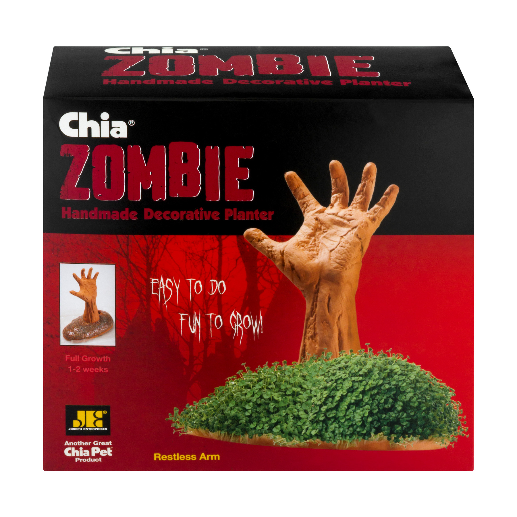 Chia Pet Zombie, 1.0 OZ