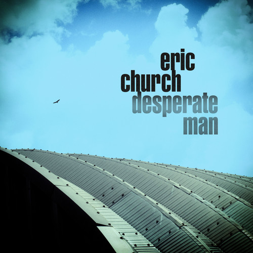 Desperate Man (CD)