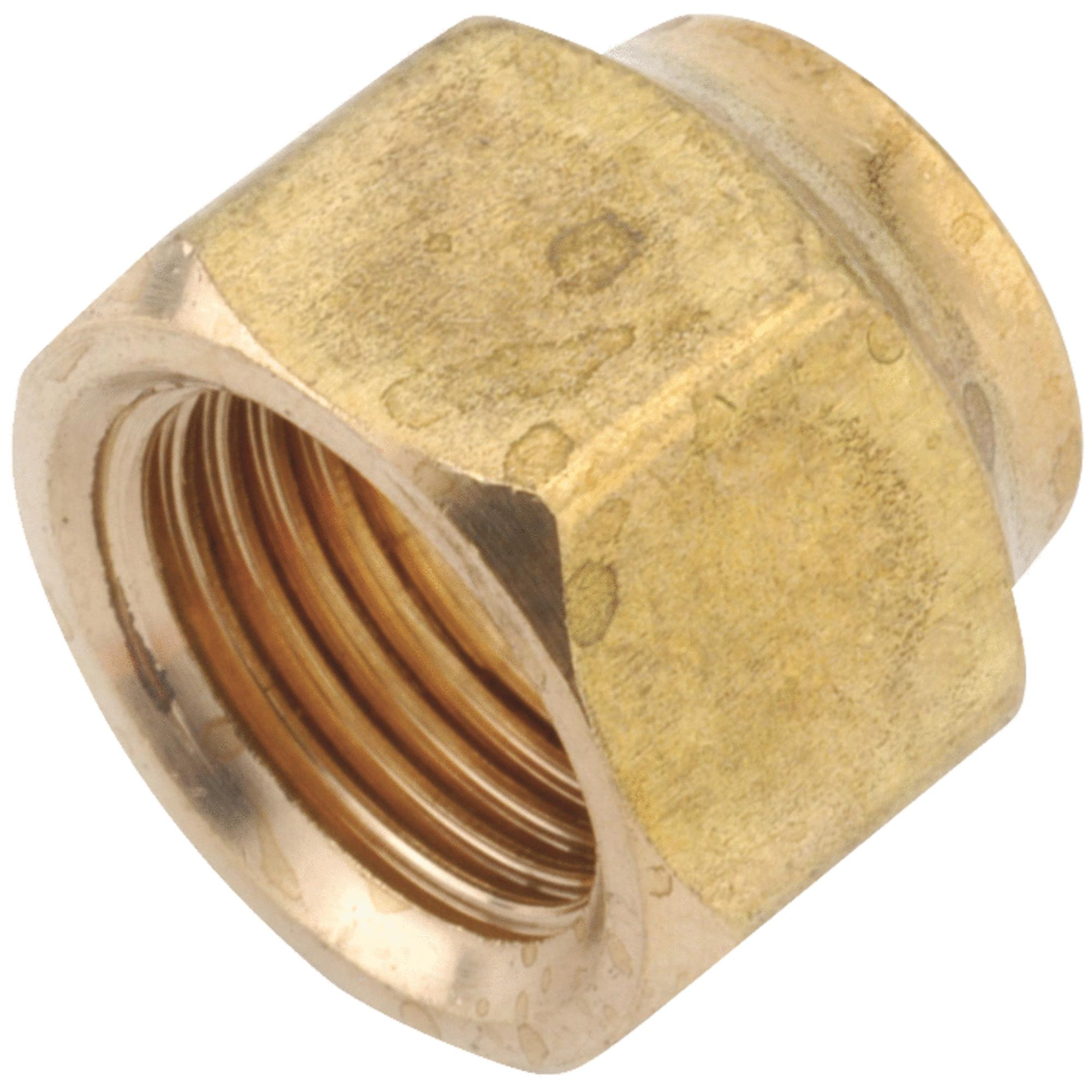 "Anderson Metals Corp Inc 5/8"" Flare Nut 754018-10 Pack of 5"