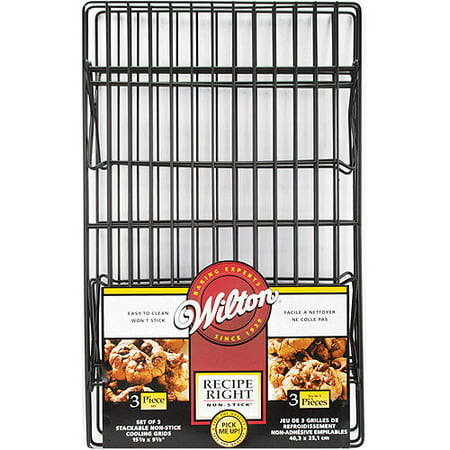 Wilton Recipe Right 3-Tier Non-Stick Cooling Grid 2105-948 - Wilton Halloween Recipes
