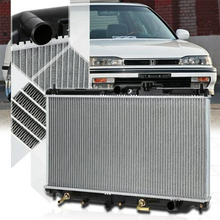- Aluminum Core Radiator OE Replacement for 90-96 Honda Accord/Prelude Auto dpi-19 91 92 93 94 95