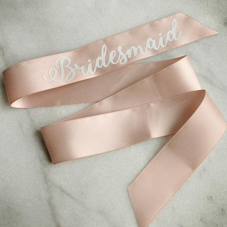 Bridesmaid Ribbon Wedding Party Gift Ideas Bridesmaid Gift Wrap