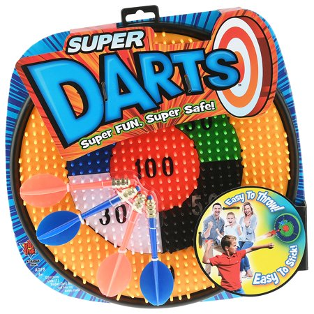 Big Time Toys Super Darts - Glow In The Dark Equipment
