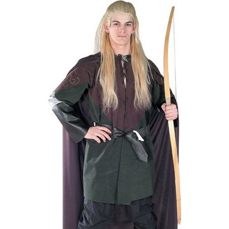 Child Legolas Greenleaf Bow Arrows and Quiver Lord of the Rings Hobbit (Legolas Lothlorien Bow)