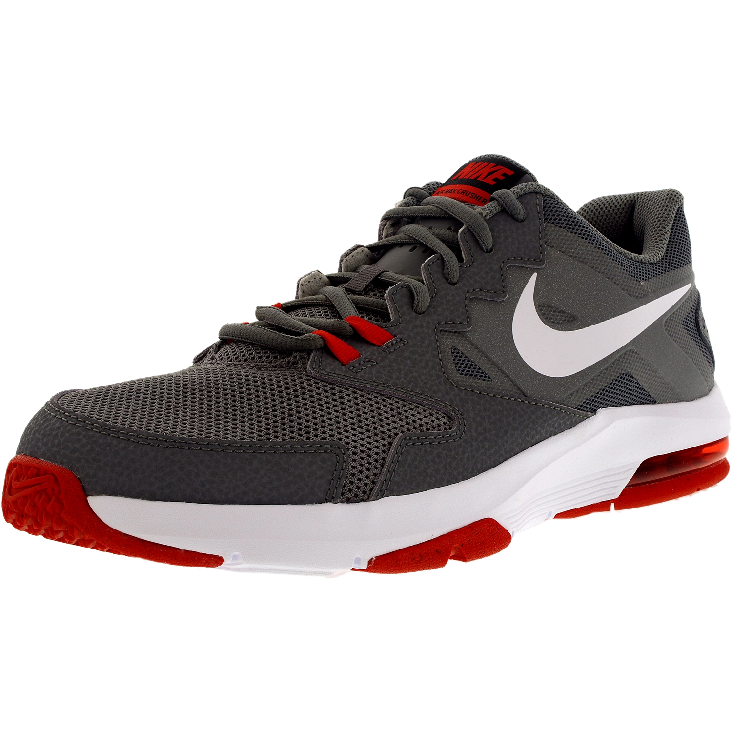 Nike Men's Air Max Crusher 2 M Ankle-High Synthetic Walki...