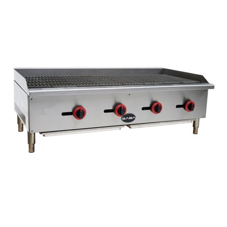 Heavy Duty Commercial Stainless Steel 48