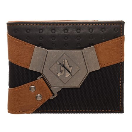 Star Wars Han Solo Weapons Holster Style Wallet, Character Costume Fantasy Disney Space Opera