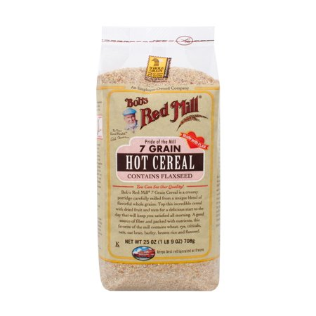 Bob's Red Mill 7 Grain Hot Cereal, 25 Oz