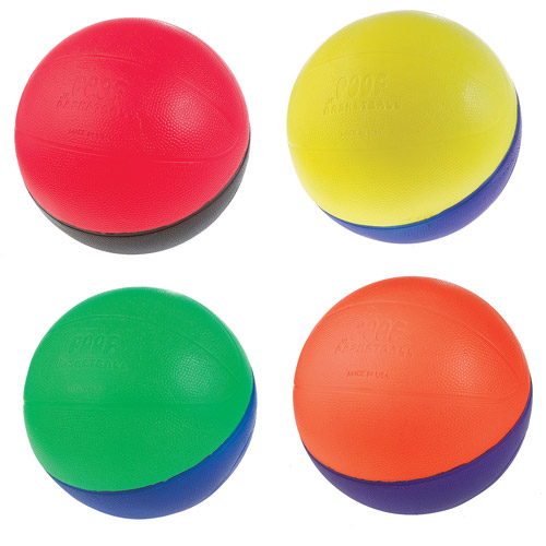"""POOF 4"""" Mini Basketball by Generic"""